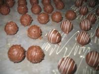 コアントロー風味チョコレート