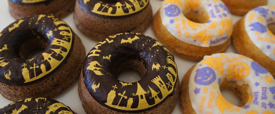 f_ハロウィン焼きドーナッツ