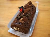 キャラメルチョコロール