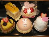 春のケーキ