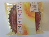 午後のマドレーヌ黒豆